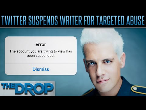 Twitter Terminates Blogger Over Leslie Jones Abuse - The Drop Presented by ADD