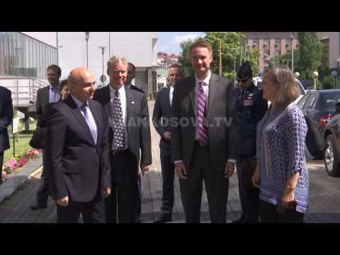 Prapaskenat e vizitës së Victoria Nuland - 10.07.2016 - Klan Kosova