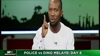 TVC Breakfast 2nd Jan, 2019 | Police VS Dino - Day 6