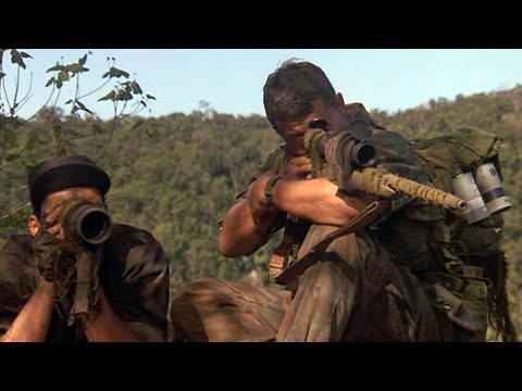 ► Sniper (1993) — Official Trailer [360p]