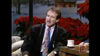 Robin Williams Finest Interview (1987) 1/2