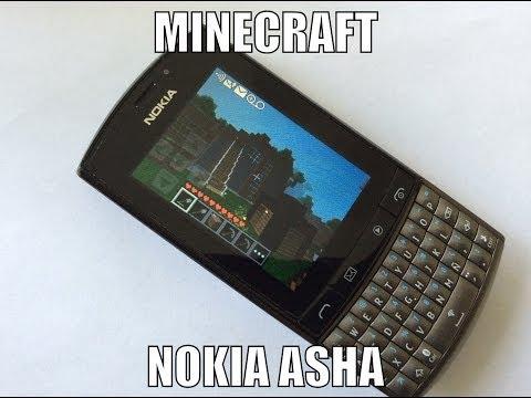 Minecraft - Nokia Asha