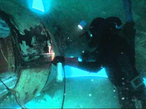 Soldadura Submarina Marine Service Sl Youtube