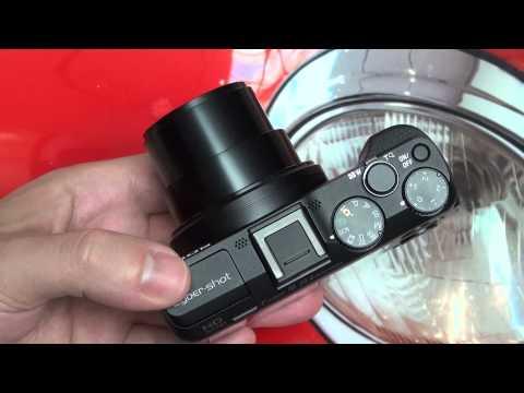 Sony Cyber-shot DSC-HX50V Review
