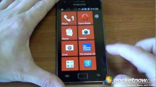 Make Your Android Look Like Windows Phone 7
