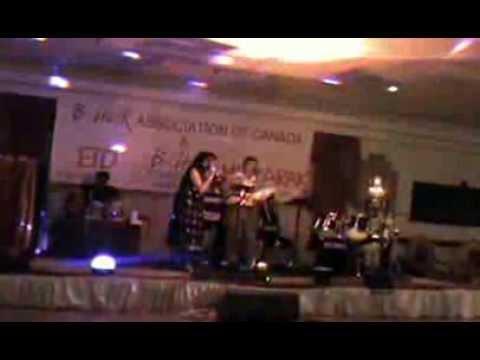 Mehboob Shaikh and Jonita Ghandhi Live - Tumhari Nazar Kyu Khafa...