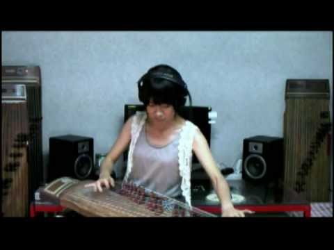 Bold as love- Jimi Hendrix-gayageum Luna