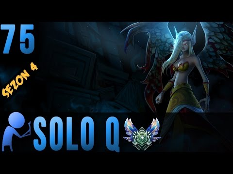 League of Legends [4.15] - Solo Q - Diamond I - Alone. [#75]