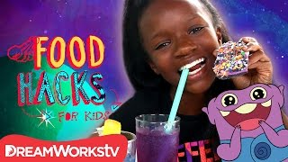 """HOME"" Food Hacks 