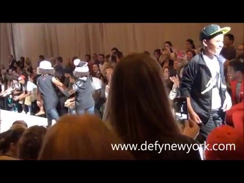 LIVE! Kids Rock! Fashion Show Carmelo Anthony, Angie Martinez, Lil Jon, La La Anthony  More!