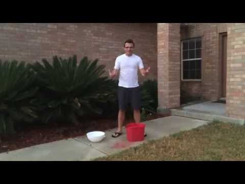 RED Kool-Aid #IceBucketChallenge to support Diabetes