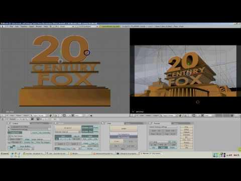 Como Fazer Sua Modificação Do Intro Da 20th Century Fox video