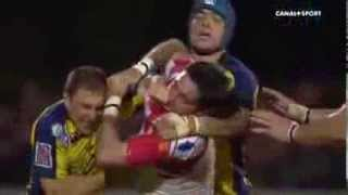 FIGHTS RUGBY FRENCH COMPIL PUNCH