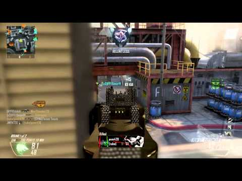 BO2: 116-8 w/ Diamond PDW