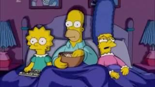 Simpsonovi XVII (2) Děvče, které spalo příliš málo [4/5]