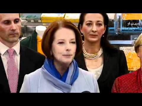 Gillard says Government committed to 'traditional budget'