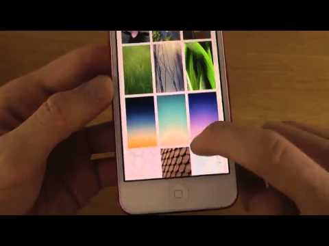 Ipod Ios Ipod Touch 5 Ios 7 gm Review