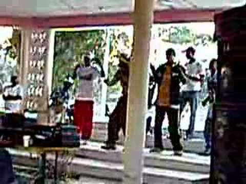 Haiti Kanaval Dancers Tonton Desire