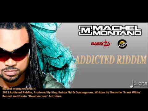 Machel Montano - Bruck It 2014 Soca Music (addicted Riddim) official video
