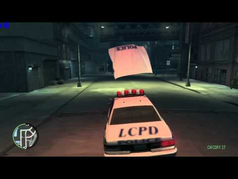 Intel HD 4000 - GTA IV