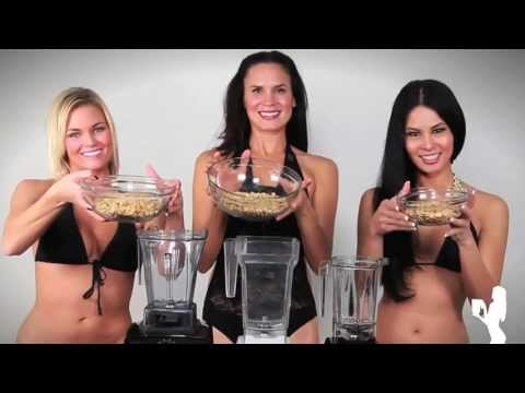 Blendtec Vs Vitamix - Peanut Butter Showdown - The Blender Babe Reviews