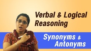 Best Tips & Tricks  for Placements, IBPS, GRE, GMAT, CAT  : Verbal Reasoning - Synonyms & Antonyms