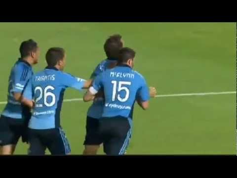 DEL PIERO GOL INCREDIBILE Perth Glory vs SYDNEY FC 1-1 2013/02/03 HD