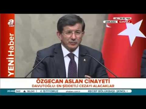 Ahmet Davutoğlu: En şiddetli cezayı alacaklar
