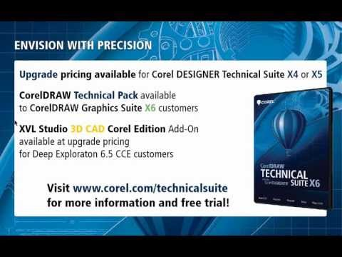 Introducing CorelDRAW Technical Suite X6