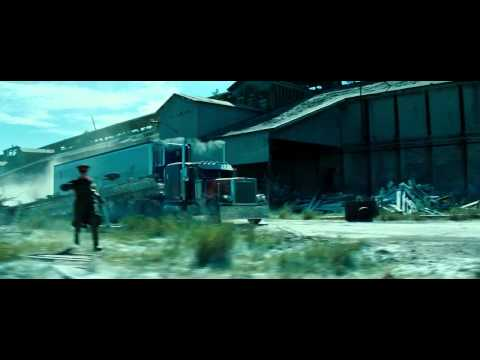 Transformers 3 Fight Scene   Chernobyl Battle HD 720p