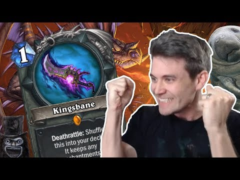 (Hearthstone) Unwinnable? vs Kingsbane Rogue