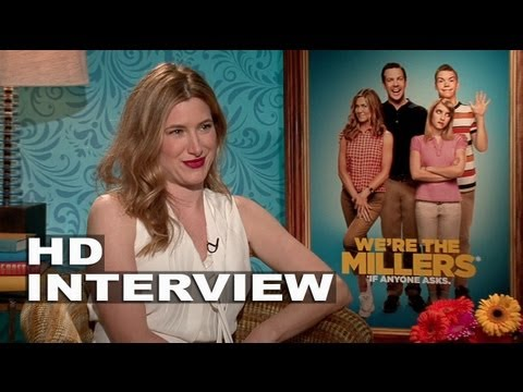 We're The Millers: Kathryn Hahn Official Interview