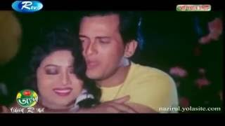 Ami Je Tomar Ke by Salman Shah and Sabnur | bangla movie song