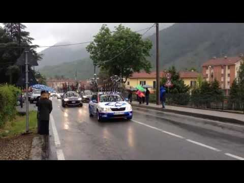 Giro d'Italia 2013 Stage 14 - Cervere Bardonecchia - Trana Via Roma