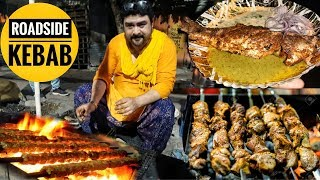 Best Cheap Kebab Shop in Kolkata @100 Rs | কলকাতার সেরা কাবাব | Roasted Cart | Street Food Kolkata😍