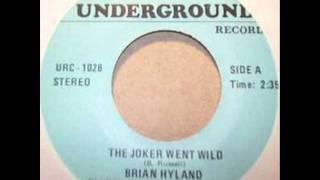 Watch Brian Hyland The Joker Went Wild video