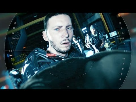 Call of Duty Advanced Warfare - Story Trailer (PS4/Xbox One) klip izle