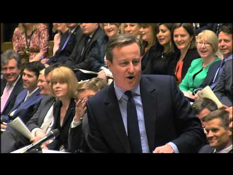 Prime Minister's Questions: 9 March 2016