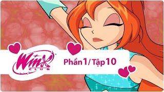 Game | Winx Club Phần 1 Những tiên nữ Winx xinh đẹp Tập 10 | Winx Club Phan 1 Nhung tien nu Winx xinh dep Tap 10