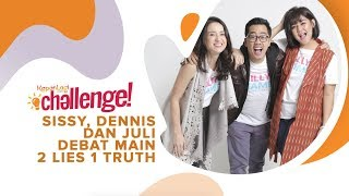Download Lagu Milly & Mamet 2 Lies 1 Truth #KapanLagiChallenge Gratis STAFABAND
