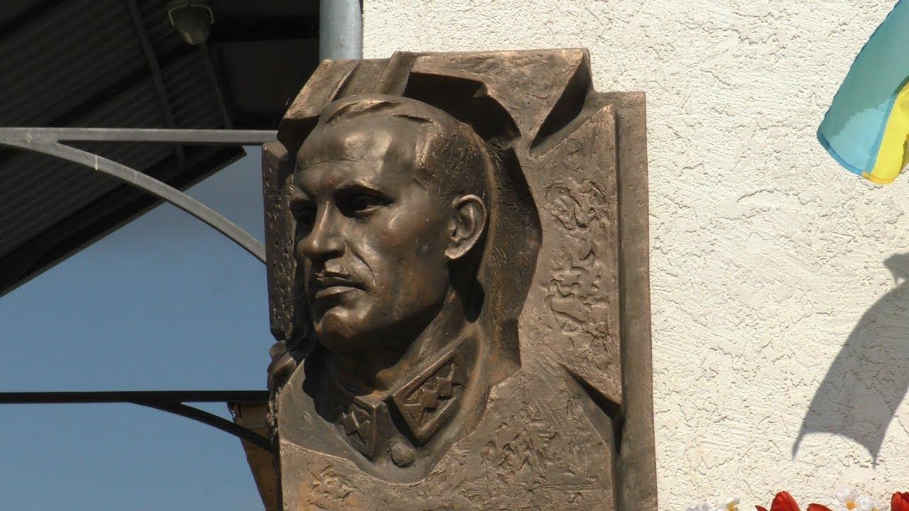 У Калуші пам'ять Євгена Коновальця вшанували святом вулиці