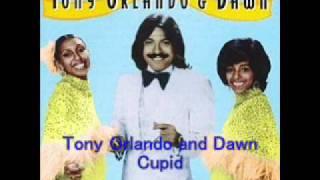 Watch Tony Orlando  Dawn Cupid video