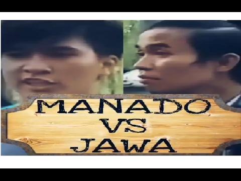 Orang Jawa vs manado - Memang Tidak lucu Tapi bisa bikin sakit PERUT,,!!!!