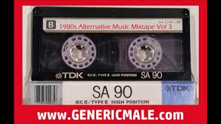 80s New Wave / Alternative Songs Mixtape Volume 3