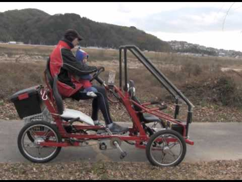 DIY 4 Wheel Bike http://www.how-to-diy.org/ErvlkFiXmzxpsM/motorized-three-wheeled-bike-part-4.html