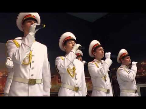 Вокальный ансамбль Кадет  Я люблю тебя, Россия