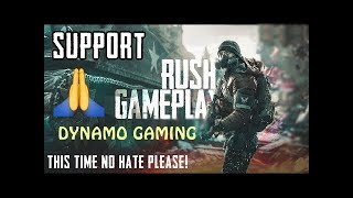 DYNAMO GAMING KE 2 COMMUNITY GUIDELINE STRIKE SUPPORT HIM GUYS THIS TIME NO HATE PLEASE