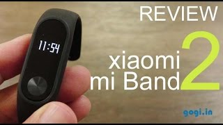 Xiaomi Mi Band 2 full review in 4 minutes