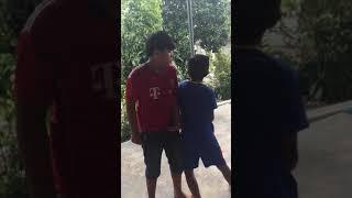 Trẻ trâu đánh nhau
