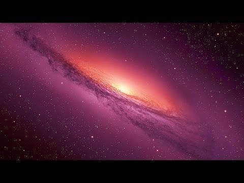 Amazing Ambient Space Music Yoga Relaxing Meditation | Universe Space Pictures | Soudscape Binaural video